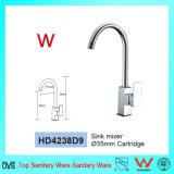 Kraan van de Keuken van de Hefboom van het Messing van de Waren van het watermerk de Sanitaire Enige (HD4238D9)