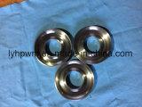 Venta caliente el anillo de tungsteno, Tungsten Disco, crisol de tungsteno, proveedor de forma especial de tungsteno