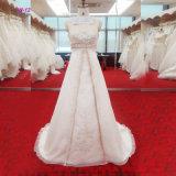 Мантия венчания сатинировки без бретелек с Beaded лифом и платьем Waistband Bridal