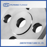 Выскальзование нержавеющей стали JIS B2220 на фланце стороны Flate (PY0056)