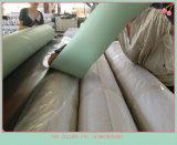 PVC Geomembrane avec le tissu renforcé