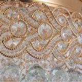 贅沢な水晶シリーズ照明の装飾的な天井に付いている扇風機