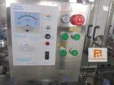 Frasco de bebidas carbonatadas do tipo linear de enchimento de líquidos de lavagem da máquina de nivelamento