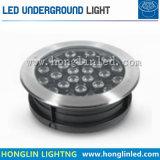 조경 점화 3W DC24V IP65 LED 지하 빛
