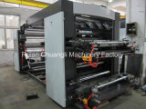 Hochgeschwindigkeitsqualität Vier-Farbe flexographische Drucken-Maschine