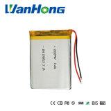 bateria do Li-Polímero de 105573pl 5000mAh para o produto de Digitas