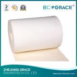 Filtre en polyester Tissu pour sac de filtre