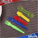Mini-fourchette colorés JX104