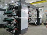 기계를 인쇄하는 고속 고품질 6 색깔 Flexo