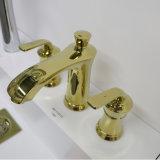 衛生製品の台所ミキサーの洗面器のコックの単一の穴の蛇口のハンドル