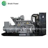 1125ква открытого типа дизельных генераторах с двигателем Perkins Ce, ISO (BPM900)