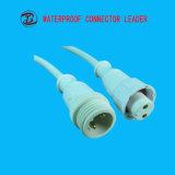 ケーブルコネクタはLEDライトのためのソケットを防水する