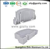 Profiel van het Aluminium van China het Fabrikant Geanodiseerde met voor LEIDENE Heatsink