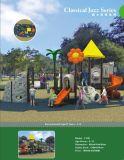 아이를 위한 옥외 운동장 장비 공원 활주