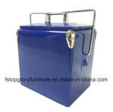 Walzen-Stahlim Freien beweglicher Kühlvorrichtung-Plastikkasten-Minigefriermaschine