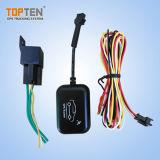 Novo Design à prova de Mini Rastreador GPS com Smart Motor a detecção do status on/off Mt05-Ez