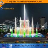 De openlucht Fontein van het Water van de Tuin van Ornamenten Muzikale