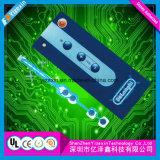 Circuito flessibile Manufactured di stampa della fabbrica di Shenzhen con il certificato ISO9001