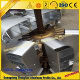Perfil de aluminio de la protuberancia para los productos de aluminio con el CNC