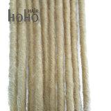 高品質の総合的な毛50cm 613 Backcombed Dreadlocksの毛