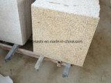 Granito amarillo rústico G682 del granito amarillo de China para la losa, azulejo, pavimentadora, encimera