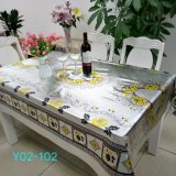 Printed 3D 100 Poly Tablecloth