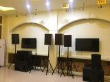 Audio China verdoppeln der 6.5 Zoll-Monitor-Lautsprecher/Berufslautsprecher