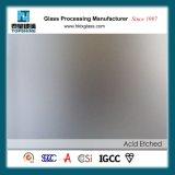 8mm geou a porta de vidro gravada ácido com o En12150