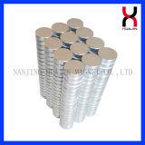 Discos magnéticos de neodimio N35 N38 N42 N52