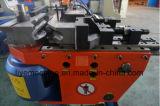 Dobladora inoxidable semiautomática del tubo de acero de Dw89nc