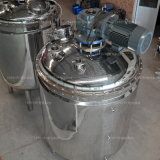 Réservoir de mélange de sirop d'acier inoxydable avec l'agitateur de grattoir