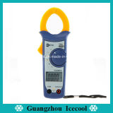 Medidor profissional da braçadeira de Digitas da Auto-Escala do verificador AC/DC da temperatura de Vc3267A