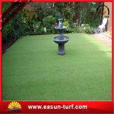 Ajardinar el césped sintetizado barato de la hierba para el jardín