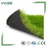 인공적인 정원사 노릇을 하는 잔디 정원 잔디