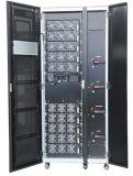 UPS em linha modular com fator de potência 0.9 30-300kVA