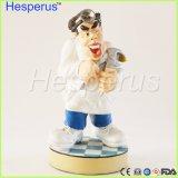 Les dents de l'artisanat Dentiste de résine de cadeaux de l'artisanat d'articles d'ameublement Hesperus