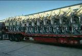 6 Plantmachine van de Rijst van rijen de Landbouw voor het Gebruiken van het Landbouwbedrijf