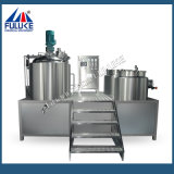 100L, 200L, miscelatore d'emulsione di vuoto 500L