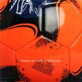 Bille en cuir composée piquée par machine d'OEM Futsal