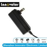 24V 1.5A 36W Wallmount Typ Energien-Adapter, bestätigt von UL u. von FCC