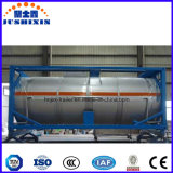 20feet 25cbm Sulphicの酸の記憶ISOタンク容器