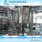 Monoblock de la máquina de llenado de agua mineral.