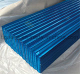 Верхний класс высокое качество гофрированный PPGI/PPGL листа крыши