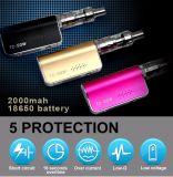 L'E-Cigarette populaire de Seego G-A heurté des nécessaires de crayon lecteur de l'atomiseur Air1 et de la batterie avec de la vapeur énorme pour le liquide d'E
