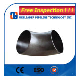 Cotovelo da tubulação de aço de carbono