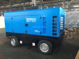 KAISHAN-15/13 Yuchai BKCY remolque montado Motor Diesel compresor de aire de tornillo