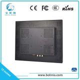 High Definition 15-дюймовый монитор CCTV с вход VGA