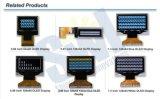 """0.71 """" 판매를 위한 15pins를 가진 소형 OLED 스크린"""