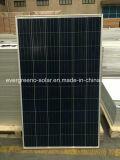 modulo solare del mono silicone monocristallino fotovoltaico di 156mm * di 156