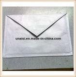 Seul sac simple de tablette PC de 10inch Tyvek avec la bande magique